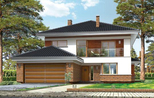 Hit tygodnia ! Zamów projekt domu Willa na Borowej, a otrzymasz rabat od pracowni MG Projekt! #projekt #projektdomu #mgprojekt #willa #willanaborowej http://www.mgprojekt.com.pl/willa-na-borowej