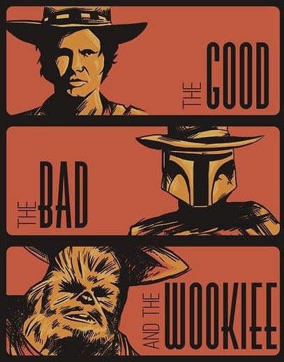 Best thing ever! #starwars: War Stuff, Westerns, Galaxies, Comic Books, Stars War, Art, Poster, Funny, Starwars