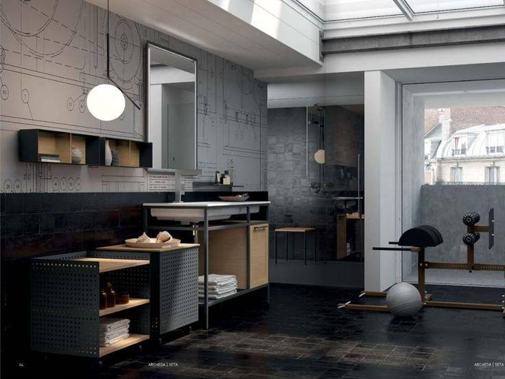 Scaletta bagno ~ Oltre 25 fantastiche idee su arredamento metallico su pinterest