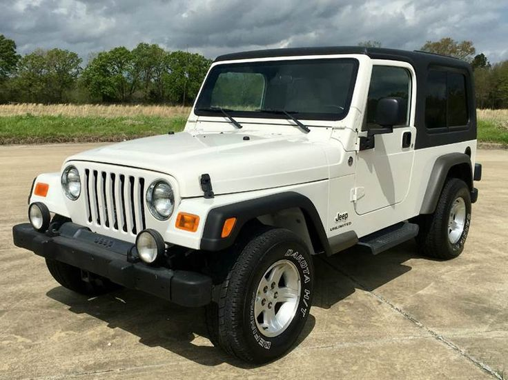 2006 Jeep Wrangler Unlimited 2dr SUV 4WD - Lufkin TX