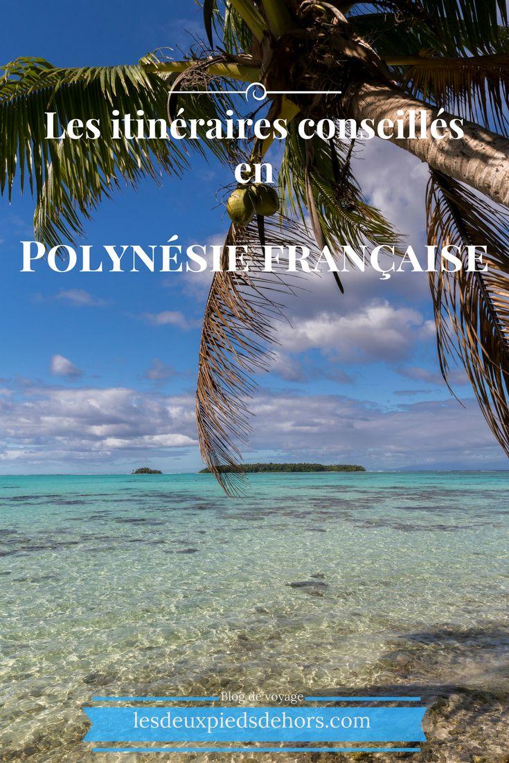 Vous êtes en train de prévoir votre voyage pour la Polynésie française ? Je vous livre une liste d'itinéraires conseillés sur ce petit paradis du pacifique#itinéraire#polynésie#polynésie française#tahiti#Borabora#îles#océan#pacifique