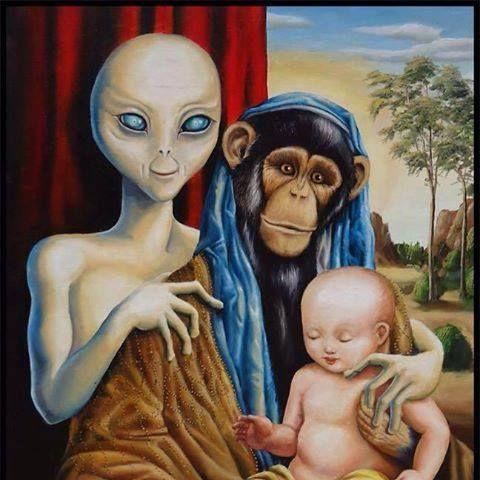 Are we a hybrid species? www.ufoholic.com