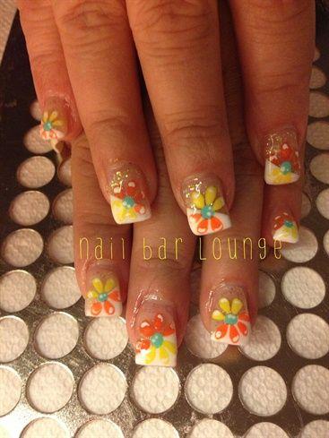 #DaisyPop by #Nail #NailArt