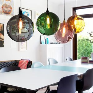 Ballroom Glass Light - Decorative lighting is becoming an artform in itself, with designs that catch the eye whether the bulb is on or off. Consider mixing different styles with complementary tones or mixed metals. Perfect for any living room.