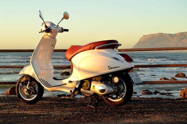 Road Test: Vespa Primavera 150cc — Rocking Cars — Medium