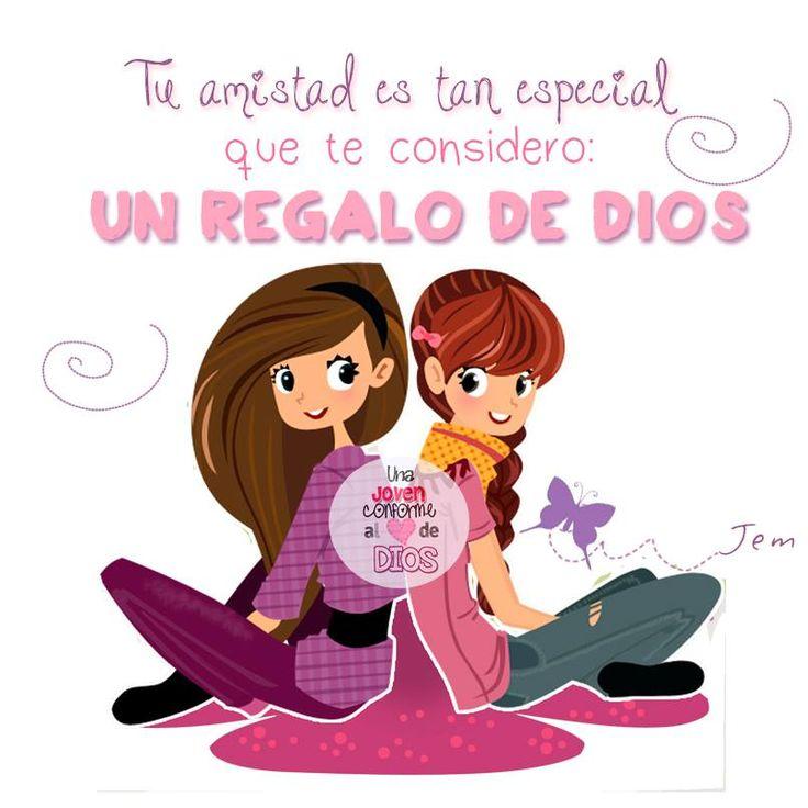 #frases amistad #Dios