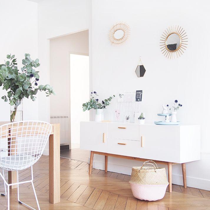 25 beste idee n over scandinavische woonkamers op pinterest scandinavisch wonen stedelijk - Decoratie kamer thuis woonkamer ...