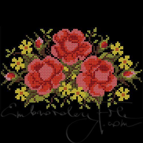 Roses III A