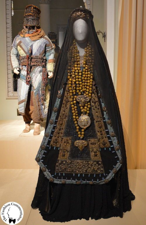 Costume exhibition: Omaggio al Maestro Piero Tosi - costumes from Medea (1969)