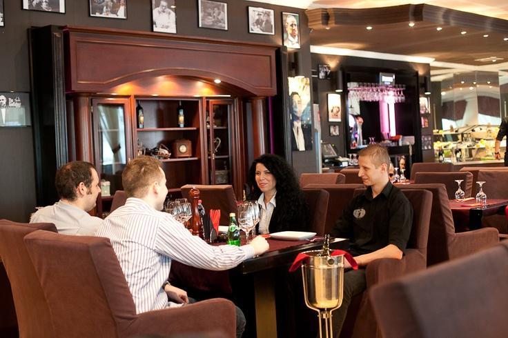 Trattoria Don Vito Bucharest I Phoenicia Grand Hotel