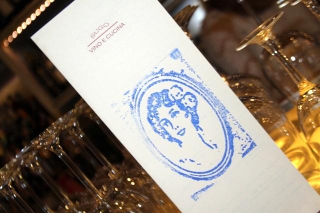 Prenota cena al ristorante Sugo vino e cucina in zona Prati Viale Angelico Roma. Passione e tradizione con lo chef Emiliano Masciioli - sugo