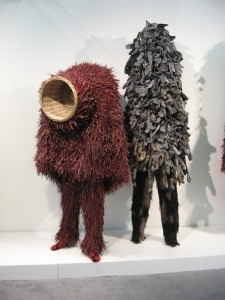 Nick Cave sound suits