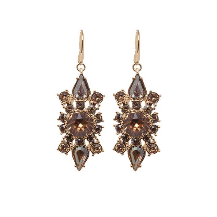 Lolu Rhoda Empire Earrings