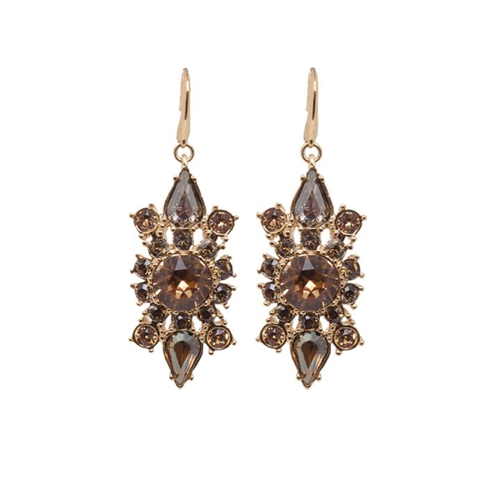 Lolu Rhoda Empire Earrings