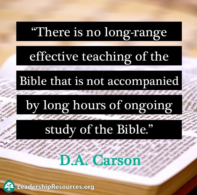 Sept/Oct 2015 D.A. Carson — Bible Study Magazine