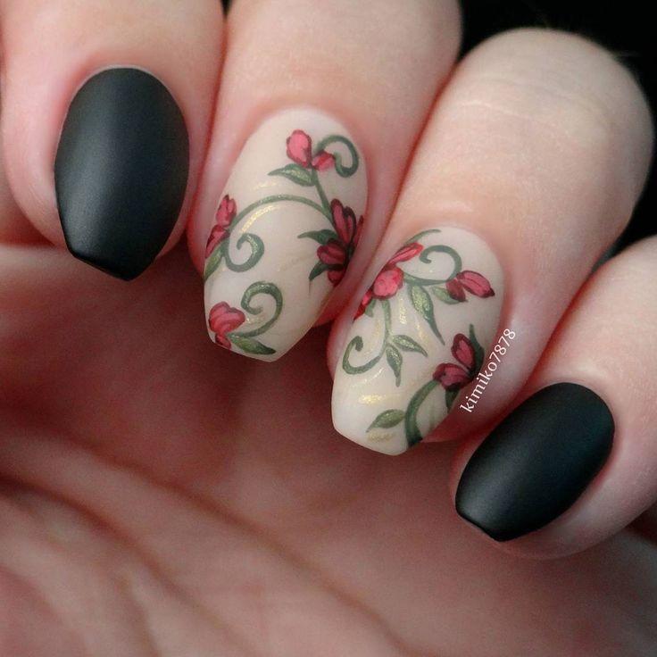 694 best Mini-Canvasses (AKA Nails) images on Pinterest | Nail ...