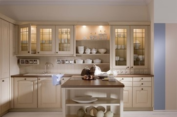 COMO invites to planning friendly, cosy kitchens with a positive radiance.