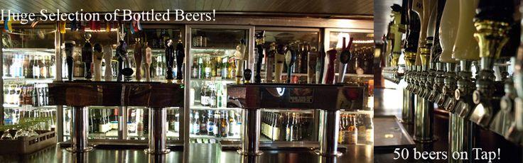 Bier Baron Tavern - DuPont Circle - 500+ beers