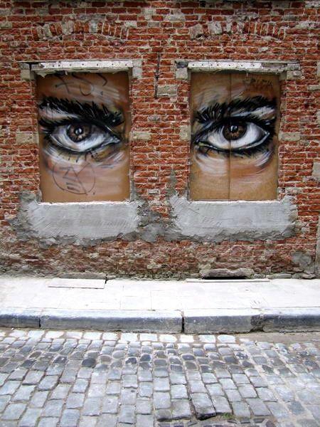 Ojos artes
