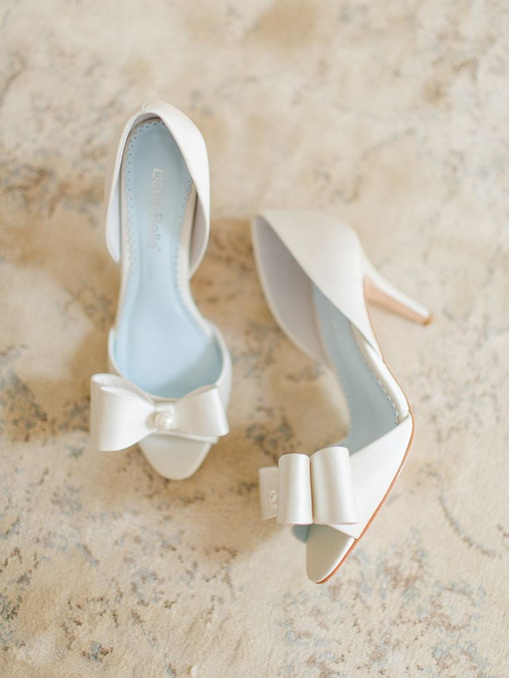 Wedding shoe tips for the big day