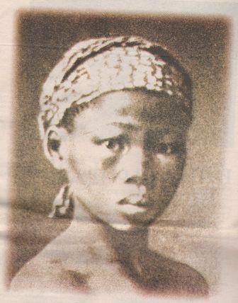 The story of Krotoa (also known as Eva), a woman born in the 1600s who interpreted for Dutch colonists...: