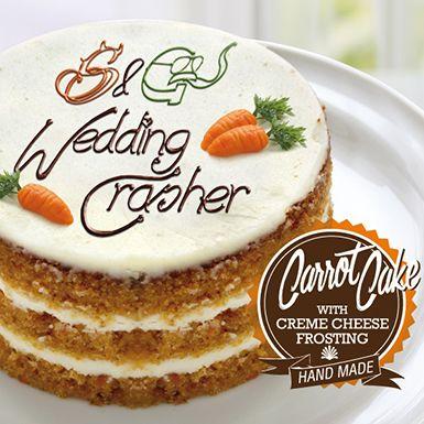 WEDDING CRASHERS | 60MLS