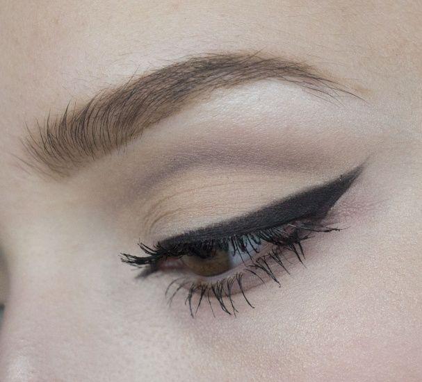 Кошачий макияж глаз — Beauty in Simplicity — Косметиста