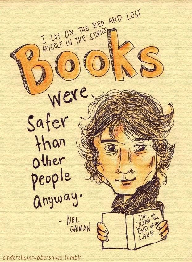 Quotes About Books And Reading Tumblr ... Books were ...