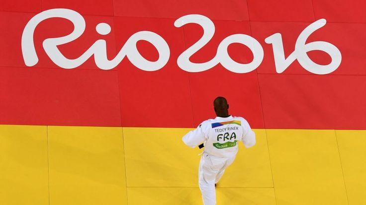 Teddy Riner - JO Rio 2016