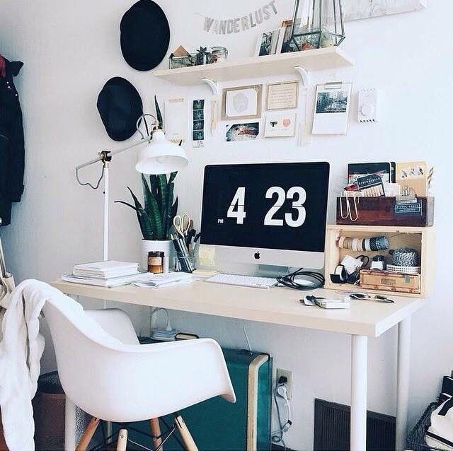 Conosciuto Oltre 25 fantastiche idee su Escritorios tumblr su Pinterest  VK96