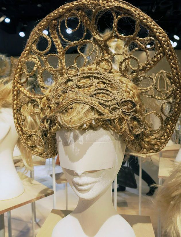Katsuya Kamo and his 100 Headpieces | Design Catwalk | Morethanlove