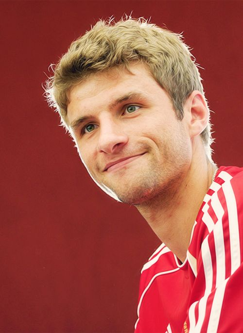 Thomas Müller, Attacking Midfielder/Winger (Bayern München, Germany)