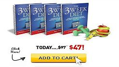 //  The 3 Week Diet Reviews - The 3 Week Diet Review- Does It Really Work? - Extreme Weight Loss Diet - Duration: 3:16.