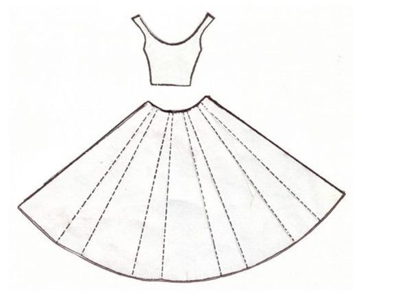 Crear Invitaciones con Forma de Vestido Usando Este Sólo Molde. ¡¡Todo el Mundo Querrá ir a Tus Fiestas!! – Aprende Con Diana