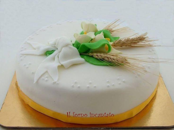 Risultati immagini per torte comunione