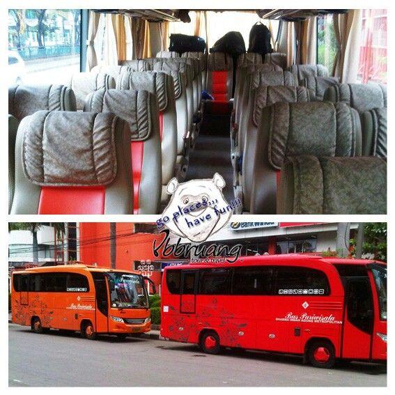 bus pariwisata dian trans mediumbus