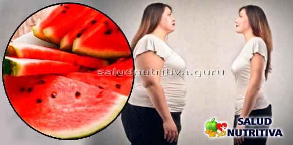La sandía es una fruta ideal para incluir en las dietas de adelgazamiento ya que tiene muchas propiedades que te ayudan a perder esos kilitos de más.