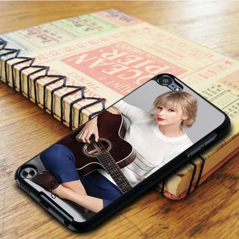 Taylor Swift Singer iPod 6 Touch Case