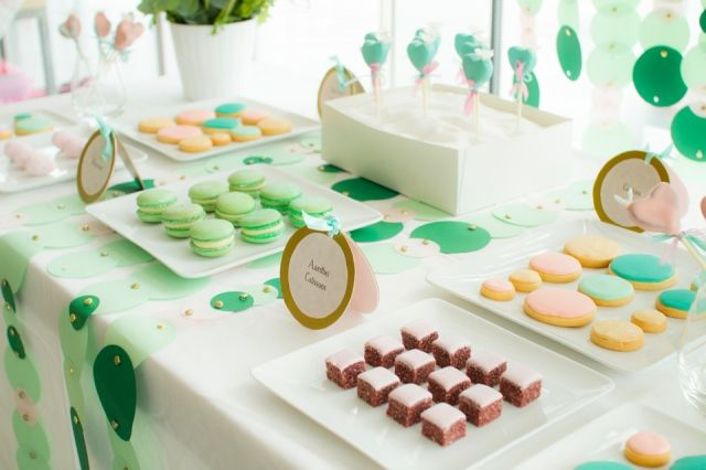 Te gekke desserttafel! ThePerfectWedding.nl