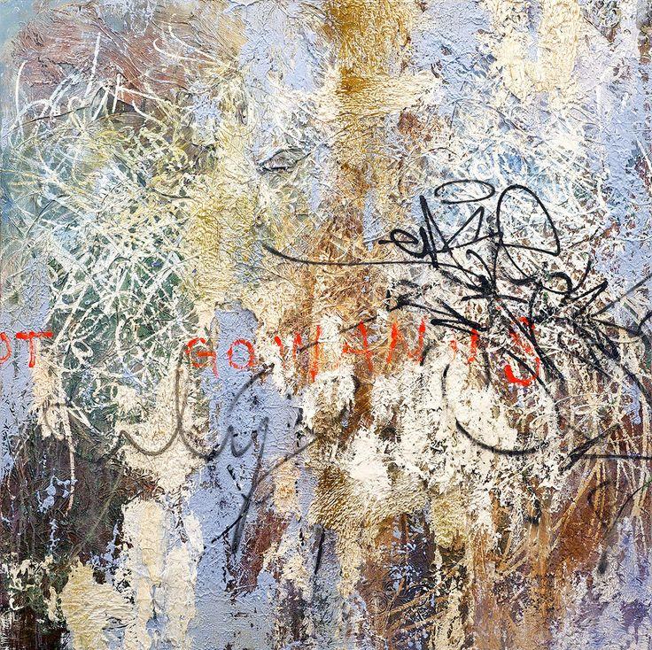 "Juxtapoz Magazine - José Parlá ""In Medias Res"" @ Bryce Wolkowitz Gallery, NYC"