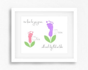 Personalised Gift for Grandmother from by PerfectLittlePrints
