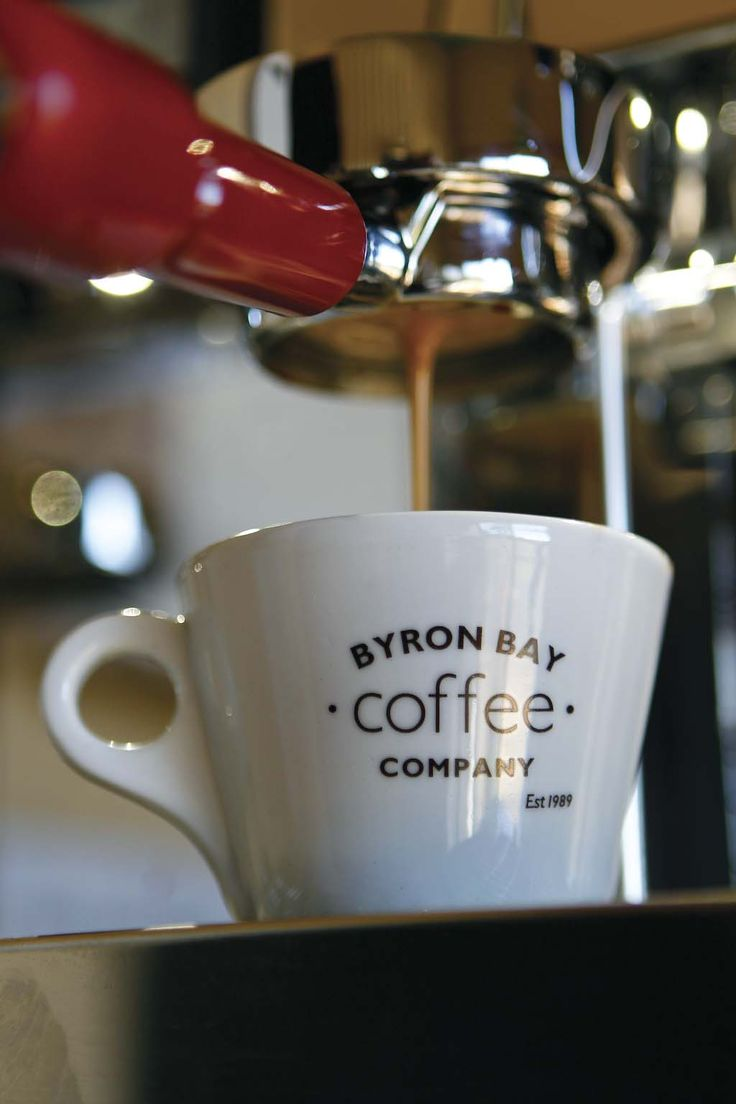 Nothing quite like a coffee & 'people watching' in Byron Bay | Byron Bay Coffee Co.