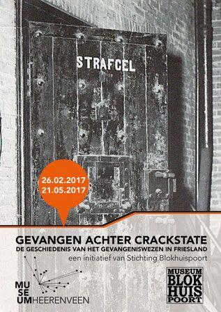 Expositie Crackstate - Stichting Blokhuispoort