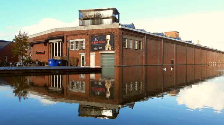 Museum De Twentsche Welle aan de Rozendaal in Enschede.