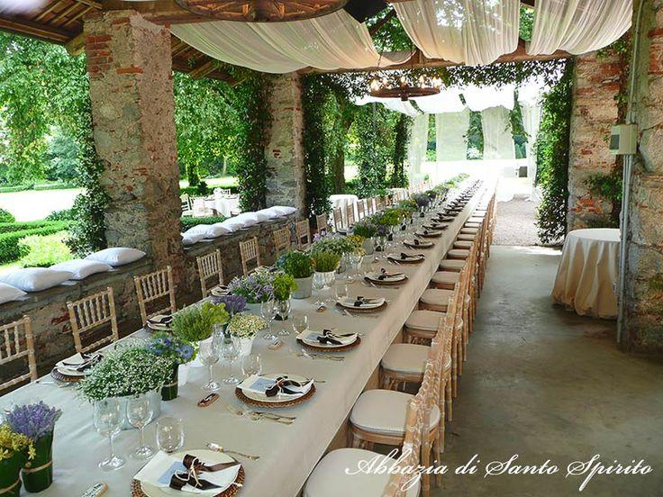 Shabby Chic Matrimonio Tavoli : Tavoli addobbati per matrimonio addobbo romantico con lanterne