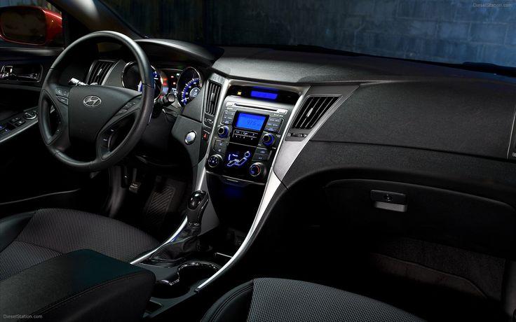 Hyundai Sonata 2012; Can't wait for the new car! :D <3