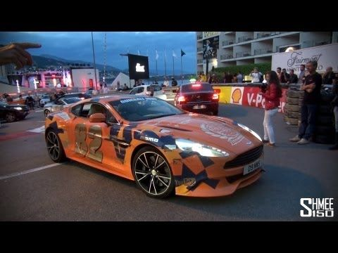 Gumball Arrives in Monaco! The end of the 2013 rally