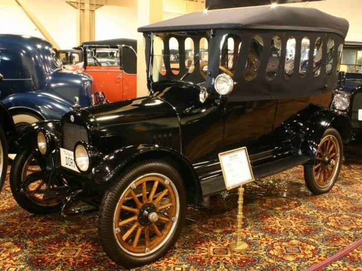 1916 Dort Model 5 Touring Car