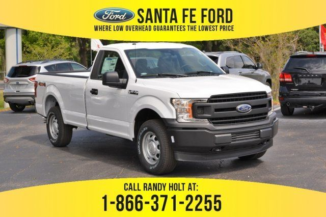 2019 Ford F 150 Xl 4x4 Truck For Sale Gainesville Fl 393821