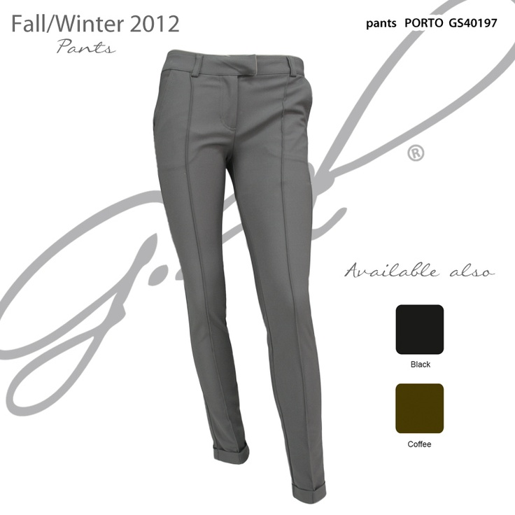 G.SEL - FOCUS ::::::: PANTS PORTO GS40197